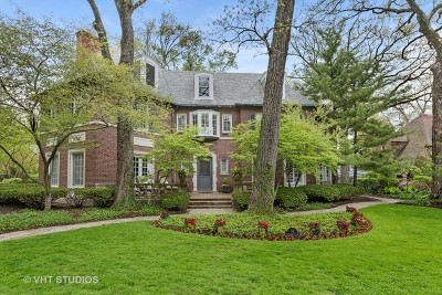 Wilmette Single Family Home For Sale: 16 Canterbury Court