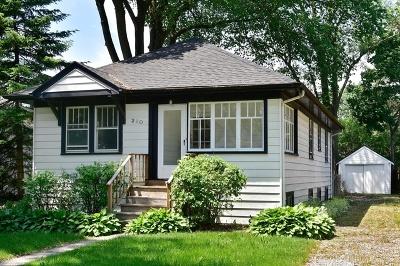 Elmhurst Single Family Home Price Change: 210 South Pick Avenue