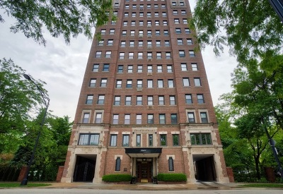 Condo/Townhouse Re-Activated: 5510 North Sheridan Road #10A