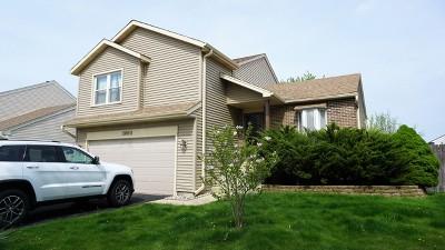 Streamwood Single Family Home Price Change: 207 Parkwood Drive