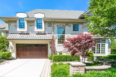 Oak Brook Condo/Townhouse For Sale: 36 Willow Crest Drive #36