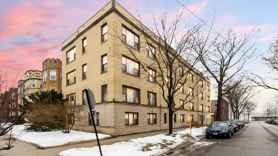 Condo/Townhouse For Sale: 5223 North Hoyne Avenue #2