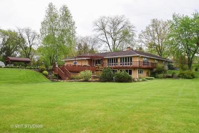 Barrington Hills Single Family Home For Sale: 88 Dundee Lane
