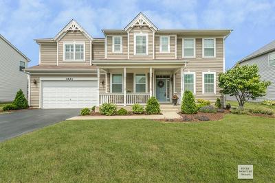 Oswego Single Family Home For Sale: 4661 McLaren Drive