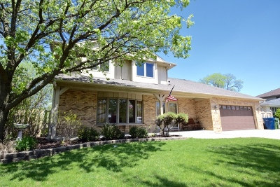Oak Lawn Single Family Home For Sale: 5938 West 90th Place