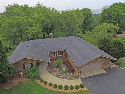 Cary Single Family Home For Sale: 7109 Hickory Nut Grove Road