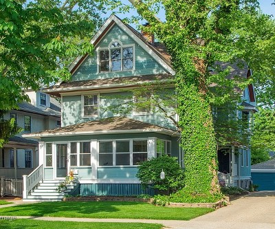 La Grange Single Family Home For Sale: 115 South Brainard Avenue
