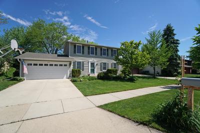 Buffalo Grove Single Family Home Price Change: 421 Armstrong Drive