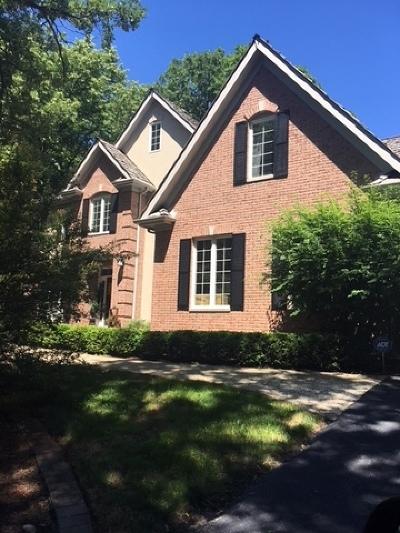 Barrington Single Family Home For Sale: 60 East Surrey Lane