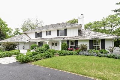 Oak Brook Single Family Home For Sale: 82 Baybrook Lane