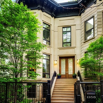 Single Family Home For Sale: 1358 North Dearborn Street
