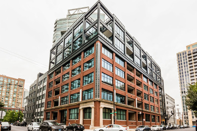 Chicago Condo/Townhouse For Sale: 676 North Kingsbury Street #PH01