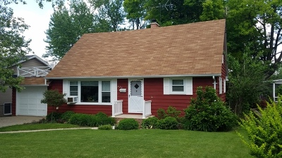 Grayslake Single Family Home New: 226 Siwiha Drive