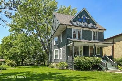 Oak Park Single Family Home For Sale: 113 South Elmwood Avenue