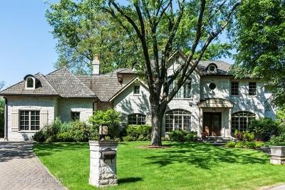 Glenview Single Family Home For Sale: 520 Rio Vista Road