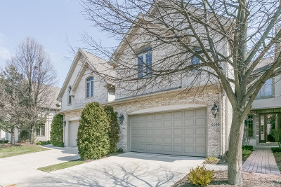 Western Springs Condo/Townhouse For Sale: 5529 Heritage Court