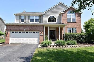 Single Family Home For Sale: 2705 Mc Duffee Circle