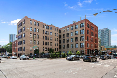 Condo/Townhouse For Sale: 525 North Halsted Street #212