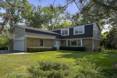 Deerfield Single Family Home For Sale: 206 Landis Lane