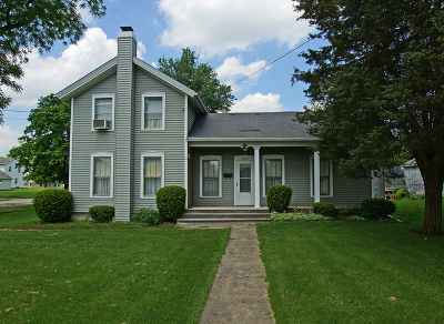Woodstock Single Family Home Re-Activated: 505 East Calhoun Street