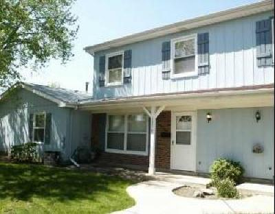 Hanover Park Condo/Townhouse For Sale: 1307 Kingsbury Drive #E