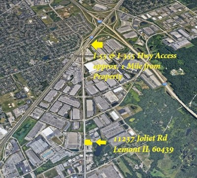 Residential Lots & Land For Sale: 11237 Joliet Road