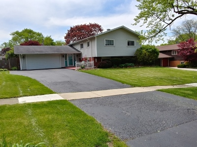 Lombard Single Family Home For Sale: 21w131 Everest Road