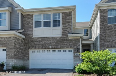 Naperville Condo/Townhouse Re-Activated: 2832 Henley Lane
