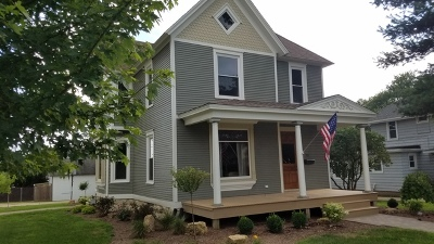Ogle County Single Family Home For Sale: 101 West Center Street