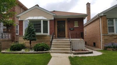 Single Family Home Contingent: 1736 North Oak Park Avenue