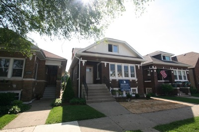 Berwyn Single Family Home For Sale: 1433 Highland Avenue