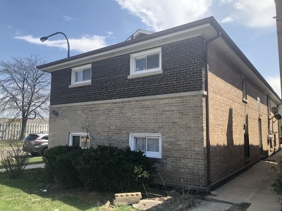 Cicero Multi Family Home For Sale: 5801 West 26th Street