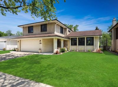 Westchester Single Family Home Contingent: 2633 Somerset Drive