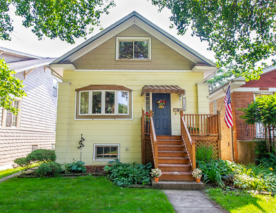 Oak Park Single Family Home New: 1128 South Highland Avenue