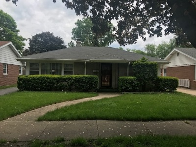 Berkeley Single Family Home For Sale: 5909 Huron Street