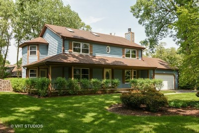Lake Zurich Single Family Home For Sale: 94 Golfview Road