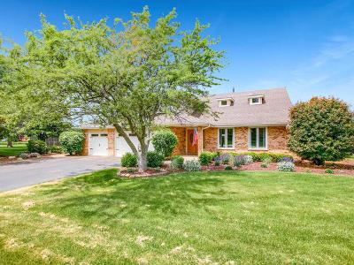 Homer Glen Single Family Home For Sale: 14848 Glen Wood Lane