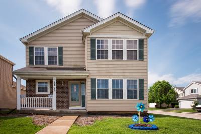 Crest Hill Single Family Home For Sale: 21549 Vesper Street