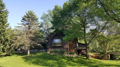 Marengo Single Family Home For Sale: 19803 Kishwaukee Valley Road