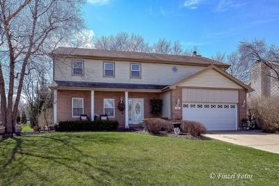 Algonquin Single Family Home For Sale: 2041 Carlisle Street