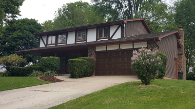 Lisle Single Family Home For Sale: 2660 Normandy Place