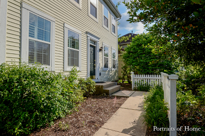 West Chicago Single Family Home For Sale: 2536 Barnhart Street