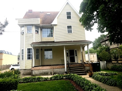 Joliet Multi Family Home For Sale: 604 East Cass Street