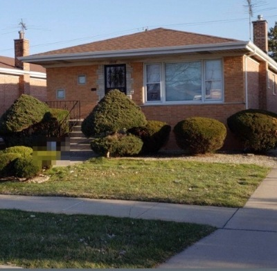 Calumet City  Single Family Home For Sale: 1319 Memorial Drive