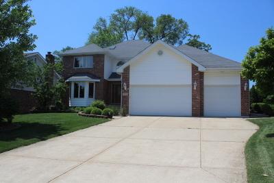 Palos Heights Single Family Home For Sale: 12520 South Melvina Avenue