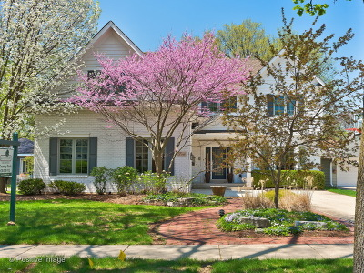 Clarendon Hills Single Family Home For Sale: 4 Arthur Avenue