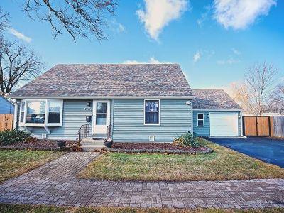 Melrose Park Single Family Home For Sale: 2240 Ruby Street