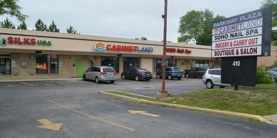 Schaumburg Commercial For Sale: 410 West Higgins Road