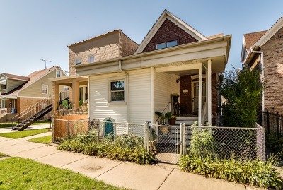 Melrose Park Single Family Home For Sale: 124 North 23rd Avenue