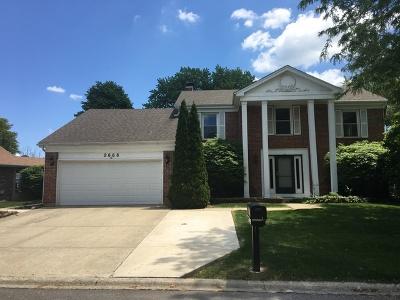 Lisle Single Family Home For Sale: 2668 Longview Drive